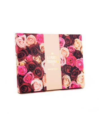 ROSE GIFT BOX TEABAGS