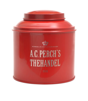 PERCHS RED CANISTER