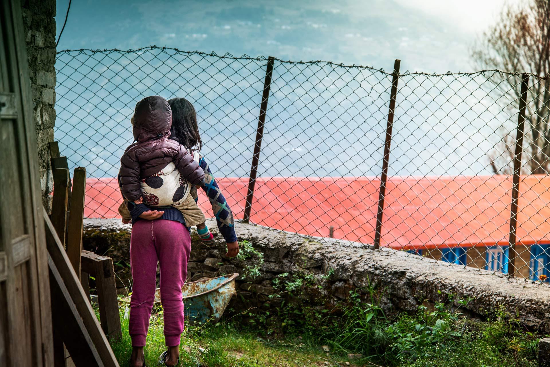 Perchs csr arbejde i Nepal