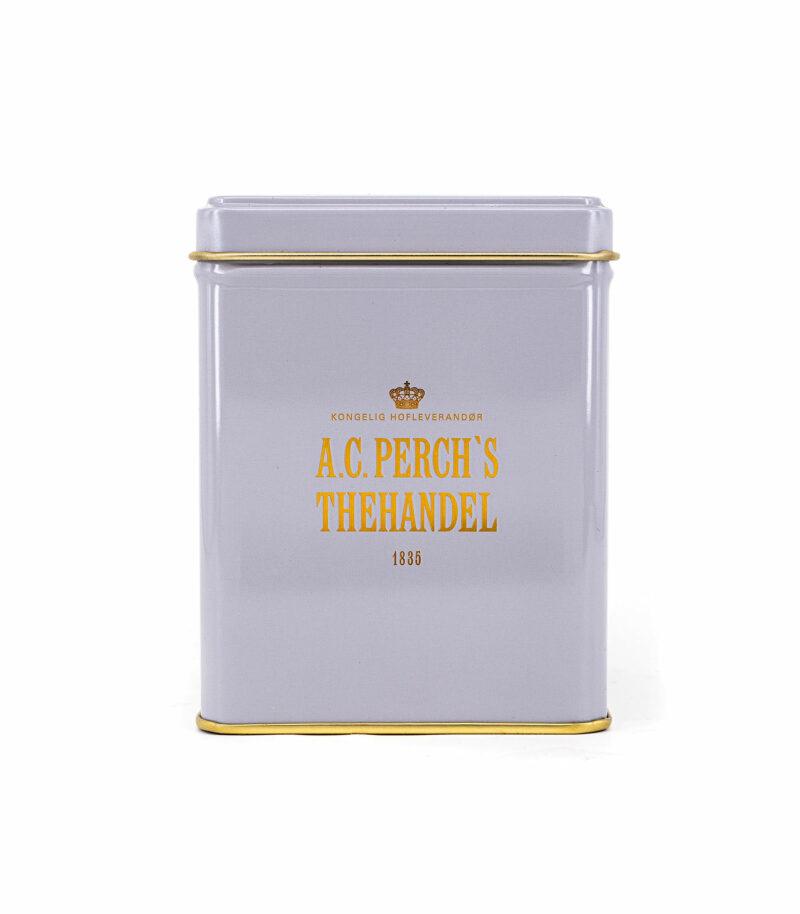 Ny farve metaldåse til te
