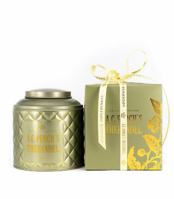 Easter tea in gift box with can